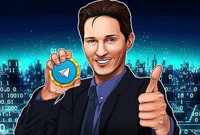 Telegram区块链项